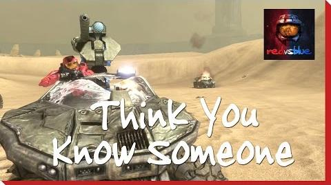 Think You Know Someone - Chapter 19 - Red vs