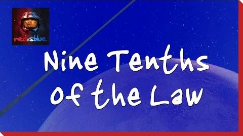 Nine Tenths of the Law - Episode 27 - Red vs