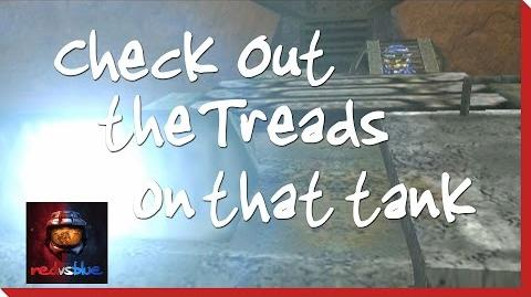 Check out the Treads on That Tank - Episode 7 - Red vs
