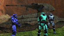 Blues admire tank