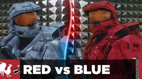 Red vs. Blue RvB Throwdown - Episode 20 - Red vs