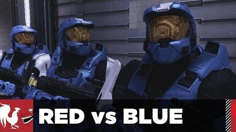 The Triplets - Episode 21 - Red vs. Blue Season 14