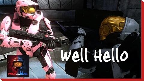 Well Hello - Chapter 12 - Red vs