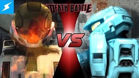 Meta VS Carolina Red VS Blue DEATH BATTLE!