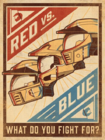 RvB DKNG poster