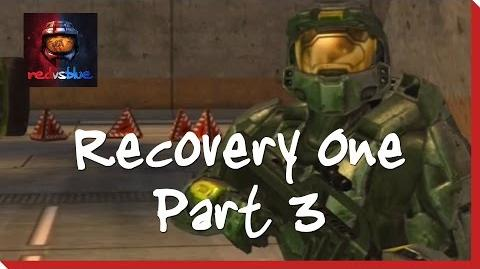 Recovery One Part 3 - Red vs