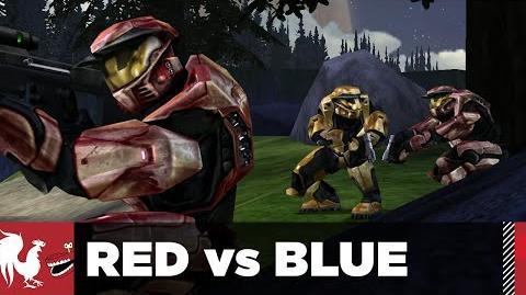 From Stumbled Beginnings – Red vs. Blue Season 14