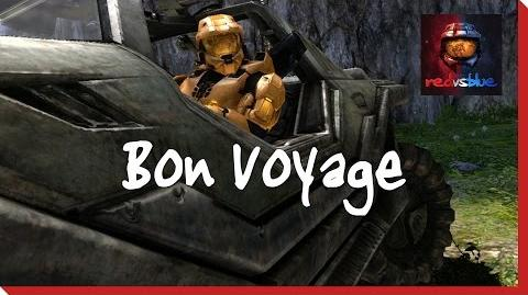 Bon Voyage - Chapter 7 - Red vs