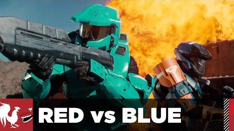 The 1 Movie in the Galaxy 3 – Episode 8 – Red vs. Blue Season 14