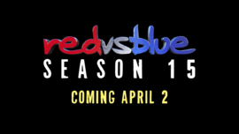 RvB Season 15 - April 2