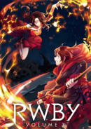 Rwby vol3 japan dvd blu-ray cover