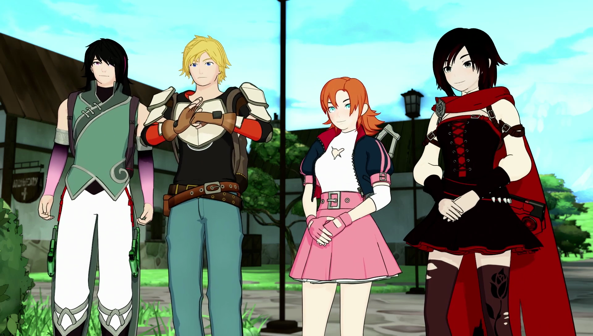 Rwby Team Rwby Rwby Anime – Wonderful Image Gallery
