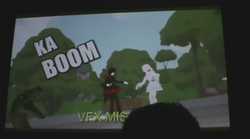 VFX missing