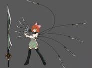 Penny Weapon Concept Art