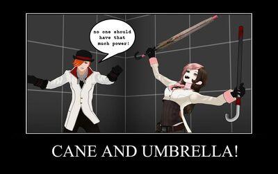 Neo Umbrella Wallpaper B4mrbeucqaanzir