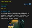 SP Mastery