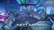 Neo Arena Map
