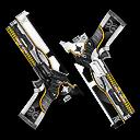 Icon gun dualmagnum