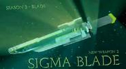 SigmaBlade