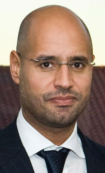 gaddafi thesis Colonel muammar gaddafi's son, saif al-islam,  it was later found out that his thesis was largely plagiarised, and after facing heavy criticism, .