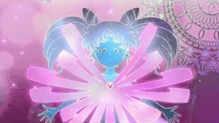 Moon Prism Power Make up! Chibimoon - SEASON 3 SAILOR MOON CRYSTAL