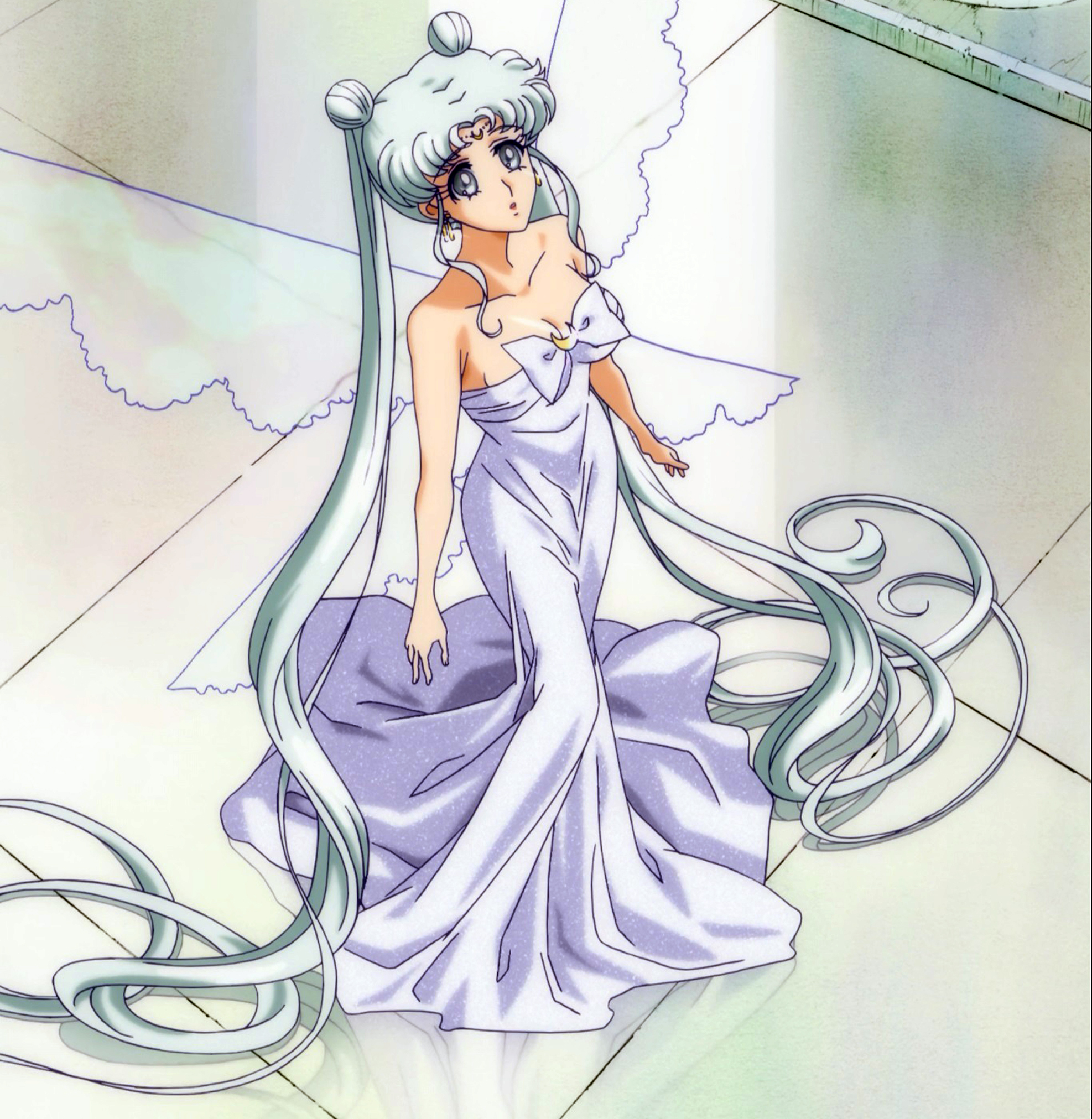 Neo Queen Serenity Crystal: Queen Serenity (Crystal)