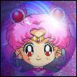 Sailor Chibi Moon Portrait