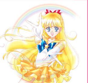 sailor moon characters  Eternal Sailor Venus as