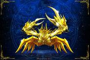 Cancer god cloth soul of gold by saintaldebaran-d8vguhk