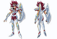 Pegasus Koga New Cloth 3