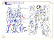 Pegasus Cloth4design