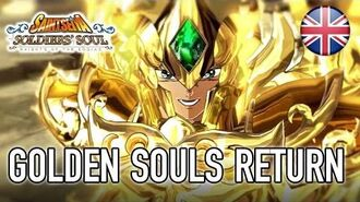 Steam - Golden Souls Return (Announcement Trailer)