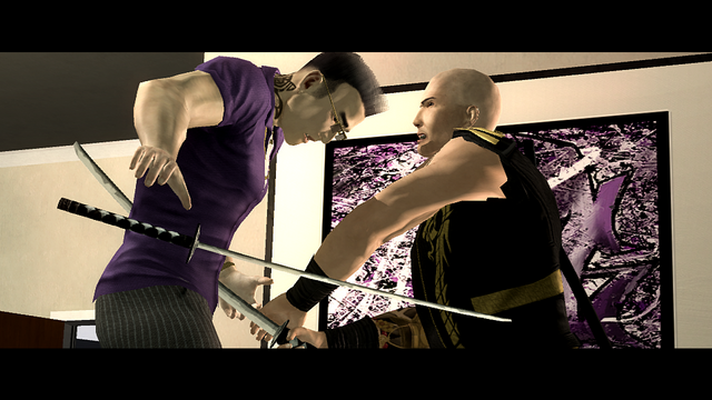 File:Jyunichi stabbing Gat in House Party cutscene.png