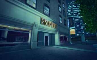 Filmore in Saints Row 2 - Branded