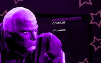 Convoy Decoy complete