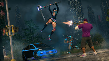Decker Specialist Saints Row The Third promo