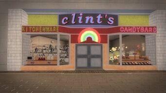 Rounds Square Shopping Center - clint's kitchenware and candybars