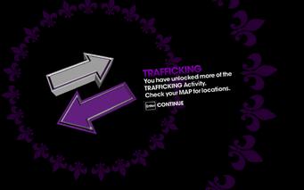 Trafficking more