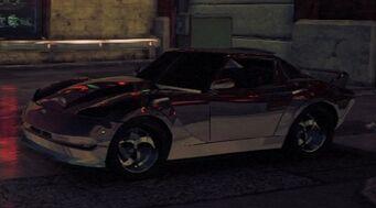 Rattler - Chrome variant - front left in Saints Row IV