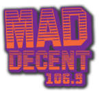 Mad Decent 106.9 logo