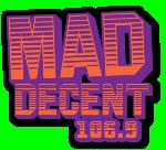 File:Mad Decent 106.9 logo.png