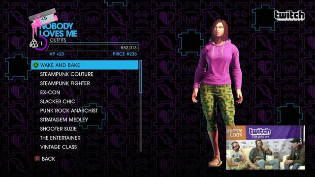 File:Nobody Loves Me - Outfits menu in Saints Row IV.jpg