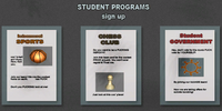 Studentprograms