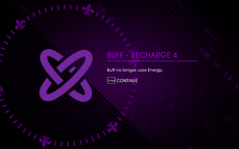 Saints Row IV - Buff - Recharge 4