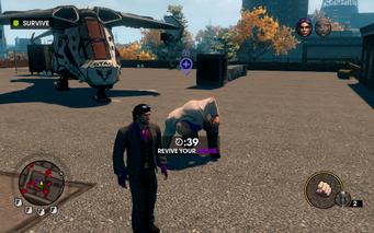 Gang Bang Oleg auto-injured