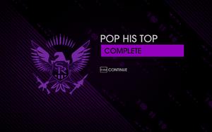 EtD Pop his Top complete