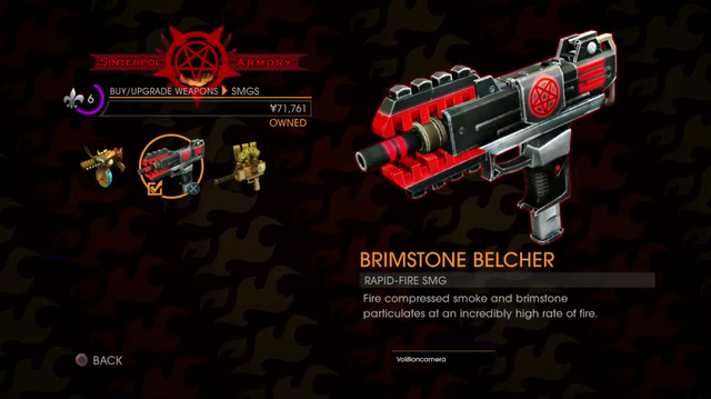 File:GOOH halloween livestream - Weapon - SMGs - Rapid-Fire SMG - Brimstone Belcher description.png