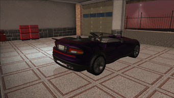 Saints Row variants - Raycaster - Dex - rear right