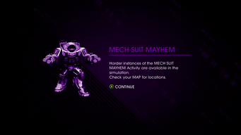 Mech Suit Mayhem more unlocked in Saints Row IV livestream