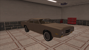 Saints Row variants - Cavallaro - Beater - front right